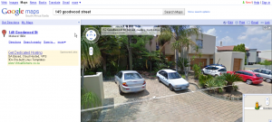 WSI on Google Streetview South Africa