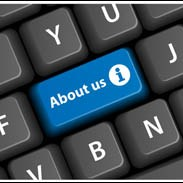 Writing the About Us page of a website