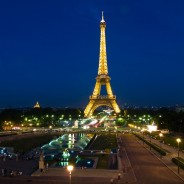 On my way to WSI's E & I Convention in Paris!
