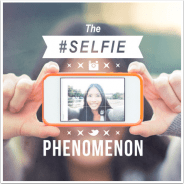 Why Selfies are so popular: The origin of the Selfie [Infographic]